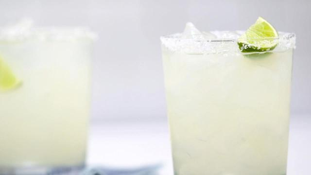 Easy margaritas from scratch