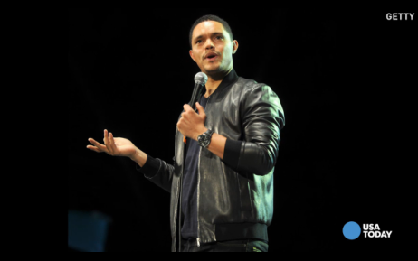 The Daily Show host Trevor Noah performs in Central Park on June 26, 2016 in New York City.
