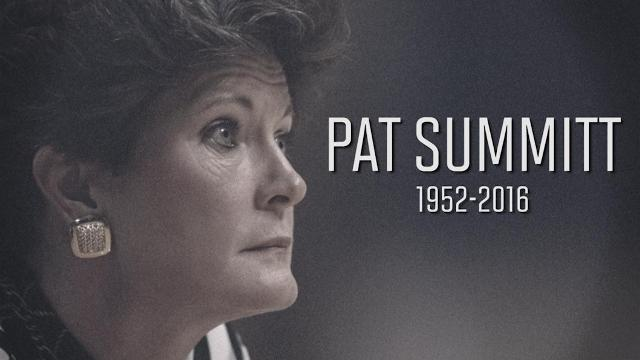 After a battle with five-year battle with Alzheimer's disease, legendary women's college basketball coach Pat Summitt has died at 64.