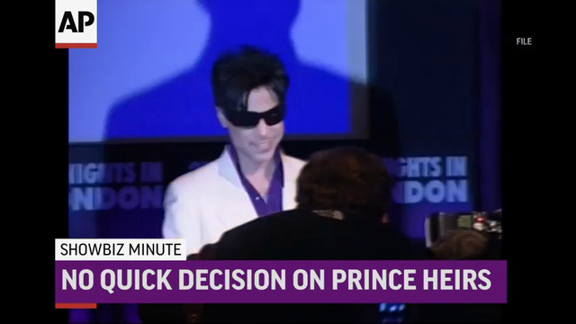 ShowBiz Minute: Suge Knight, Prince, Star Trek