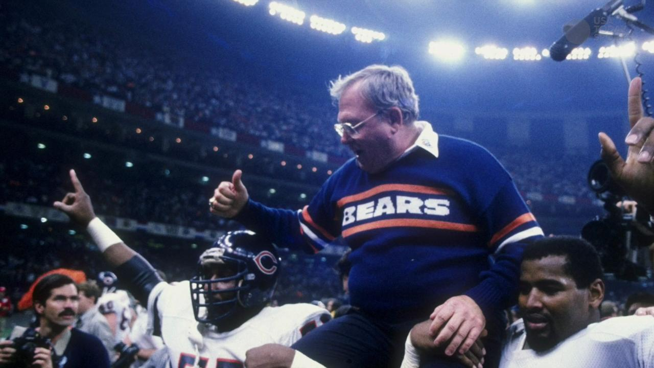 Buddy Ryan dies at 82