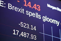 The market after Brexit