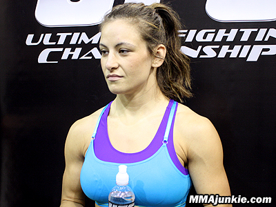 Miesha Tate on MMAjunkie Radio