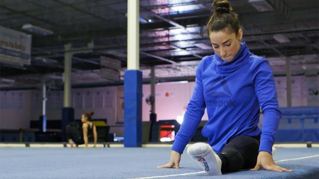 Aly Raisman was a star of the 2012 Olympic Games, and she knows staying fit, and healthy, is the key to repeating this year in Brazil as you can see in this clip from \u0022Gold Medal Families,\u0022 which premieres on Lifetime at 9 p.m. ET on June