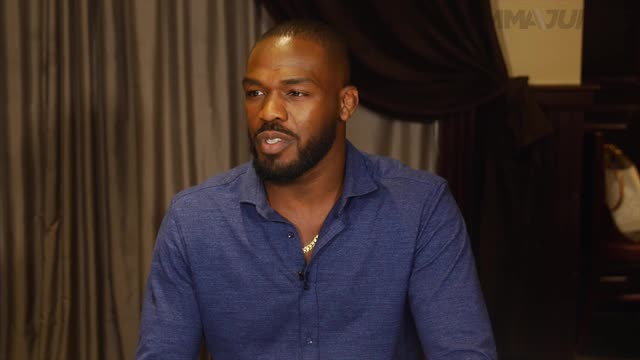 UFC 200 headliner Jon Jones talks about why John McCarthy is not his preferred referee