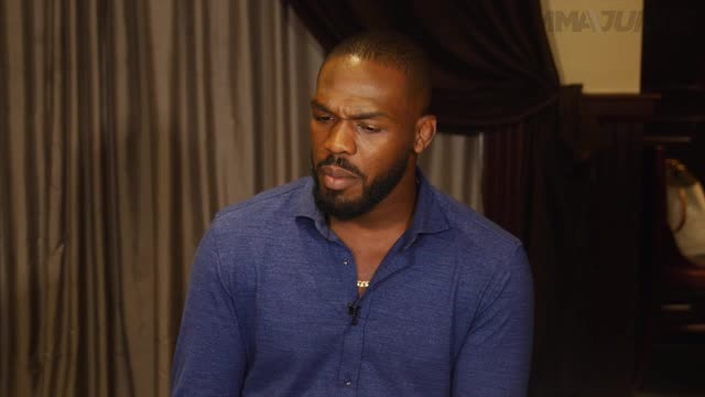 Jon Jones details his biggest supporter's current struggles