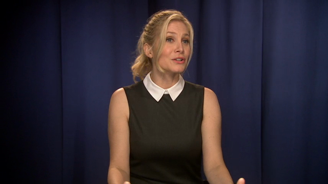 Elizabeth Mitchell on her creepy 'Dead of Summer' role