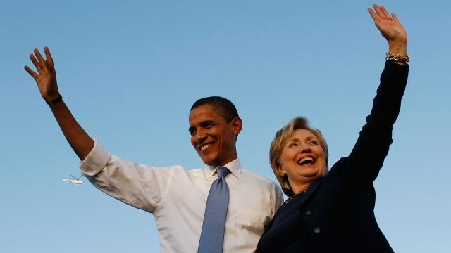 President Obama is expected to switch from bashing Donald Trump to talking up Hillary Clinton at his first appearance on the campaign trail this year.Video provided by Newsy