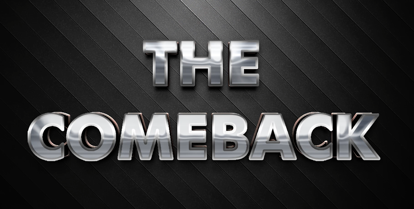 The Comeback – June 30, 2016