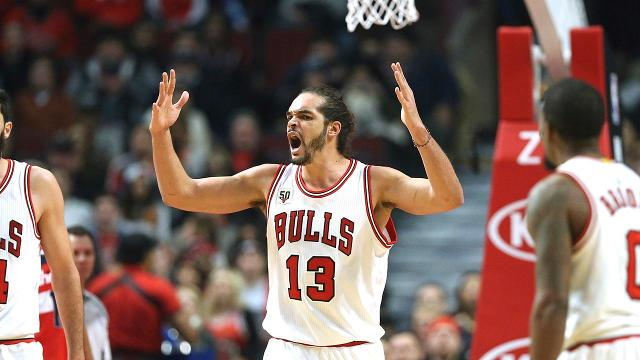 Joakim Noah expected to sign with Knicks