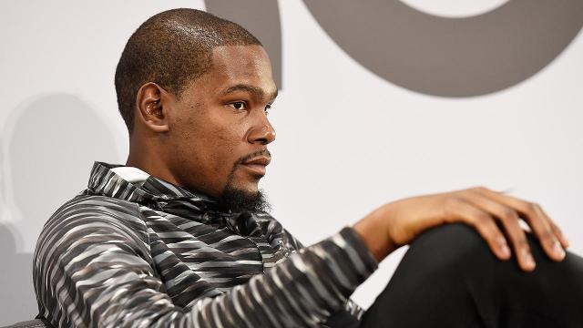 Sports Illustrated's Maggie Gray and Matt Dollinger discuss where Kevin Durant might land in NBA free agency, possible fall back options for teams who miss out, and which players could be on the trading block during a potentially busy off-season.