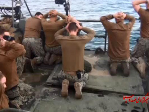Navy crews detained by Iran were 'derelict' in their duties