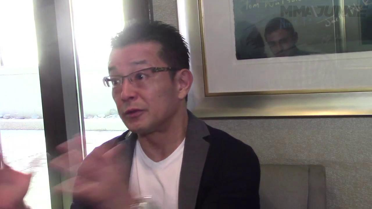 Rizin boss Nobuyuki Sakakibara says new 'new hero' needed to wake up 'sleeping' Japanese market