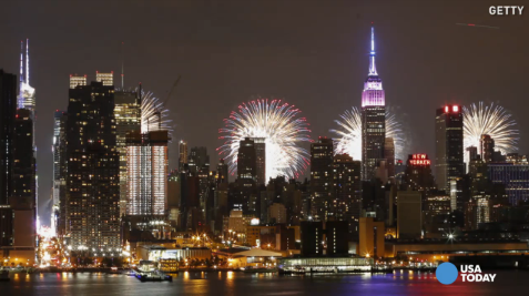 USA TODAY's Robert Bianco previews some of the biggest Fourth of July celebrations in the country right on your TV screen for Monday, July 4.