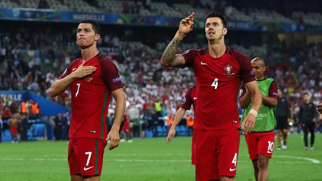 Portugal has had three draws, one extra time triumph and one win in penalty kicks to reach the Euro 2016 semifinals.