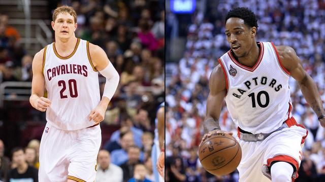 Timofey Mozgov, DeMar DeRozan and Hassan Whitside are some of the early NBA free agency signings.