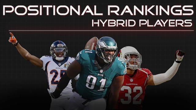 SI.com is ranking the NFL's hybrid players to see who is best at the position, who just missed our list, and the young star to keep your eye on.