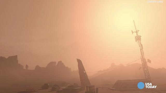 Project Sansar is the newest creation from Linden Lab, the people behind Second Life.  While they won't show much yet, USA TODAY's Ed Baig did get to try out some of the game's features.