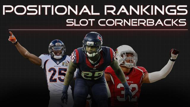 SI.com is ranking the NFL's slot cornerbacks to see who is best at the position, who just missed our list, and the young star to keep your eye on.