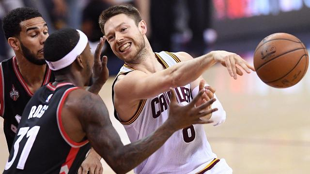 The Milwaukee Bucks have offered restricted free agent Matthew Dellavedova a 4-year, $38M contract that the Cleveland Cavaliers can match by July 10th.