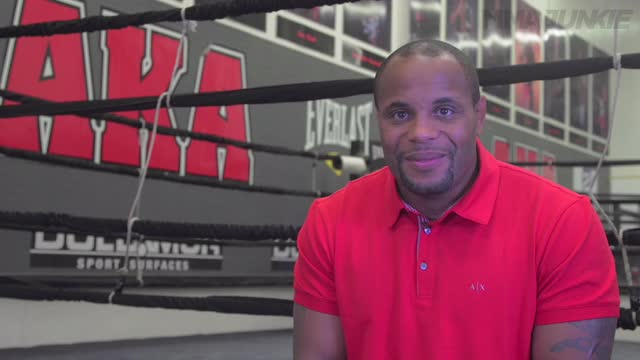 38-yo Daniel Cormier says Jon Jones' partying made him '40-year-old man'