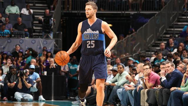 Chandler Parsons is headed to Memphis on a four-year deal and Evan Turner takes his talents to Portland on a four-year, $70 million contract.