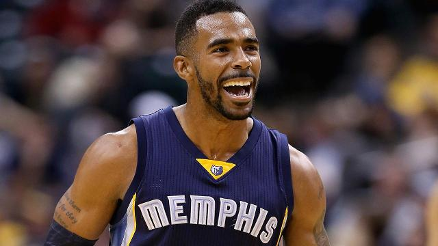 The Memphis Grizzlies have signed Mike Conley to a five-year, $153M deal, making him the highest paid player in NBA history, according to multiple reports.