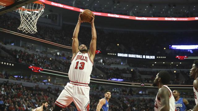 As expected, the New York Knicks and Joakim Noah have agreed to a deal, reuniting the big man with Derrick Rose. The Atlanta Hawks were also busy Friday re-signing Kent Bazemore to a four-year deal.