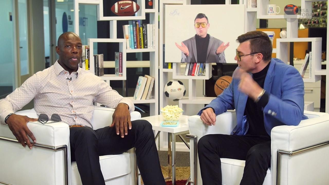 The Schmo sits down with Terrell Owens to get answers to some hard-hitting questions.