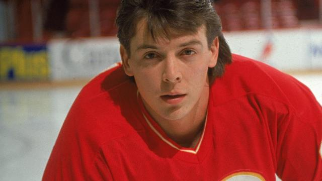 For this year's Where Are They Now issue, SI caught up with former Flames winger Theo Fleury, who's helping survivors of abuse through his music.