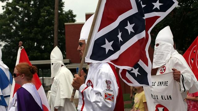 Error gives KKK shot at adopting highway