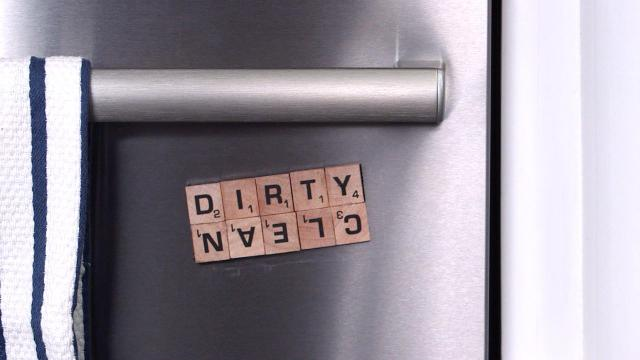 DIY dishwasher magnet will solve household fights