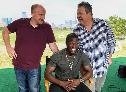 Louie C.K., Kevin Hart and Eric Stonestreet discuss the perils of pet ownership.