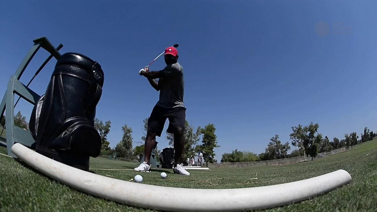 Arizona Cardinals star Patrick Peterson takes to the links whenever he needs to find some clarity.