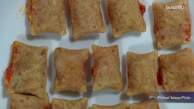 Couple arrested after pizza roll fight
