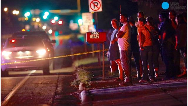 Back-to-back shootings caught on video