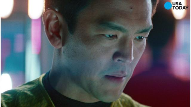 """""""I liked the approach, which was not to make a big thing out it,"""" Cho said of the move to depict Sulu as gay."""