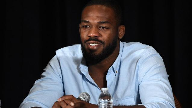 Jon Jones apologizes for doping violation before UFC 200