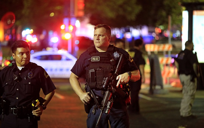Dallas police ambushed: What we know