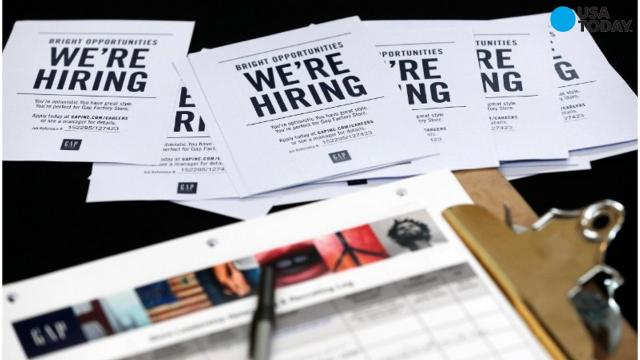 Job growth surges in June as employers add whopping 287,000 jobs