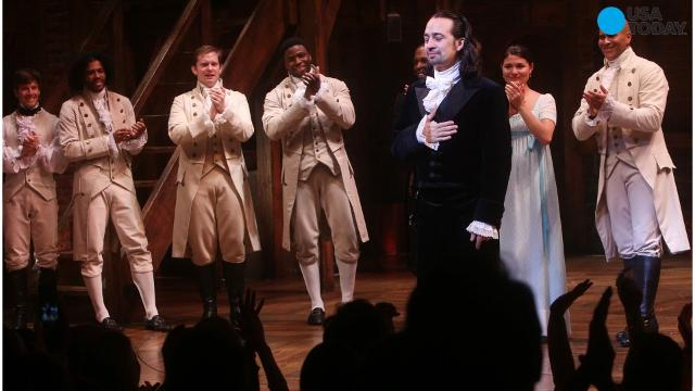 FILE - This June 12, 2016 file photo shows Lin-Manuel