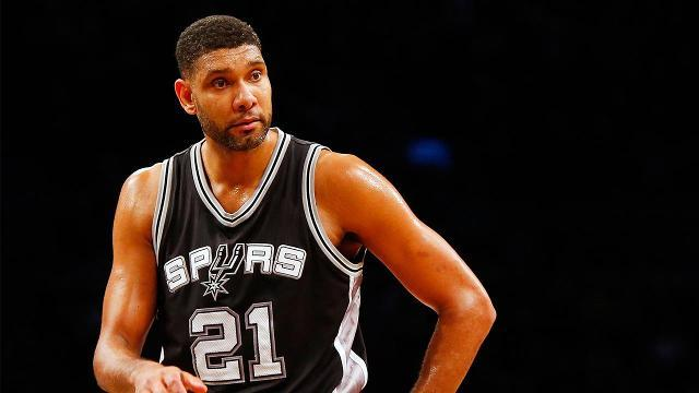 Spurs center Tim Duncan retires after 19-year NBA career