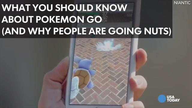 What you should know about Pokemon Go (and why people are going crazy over  it)
