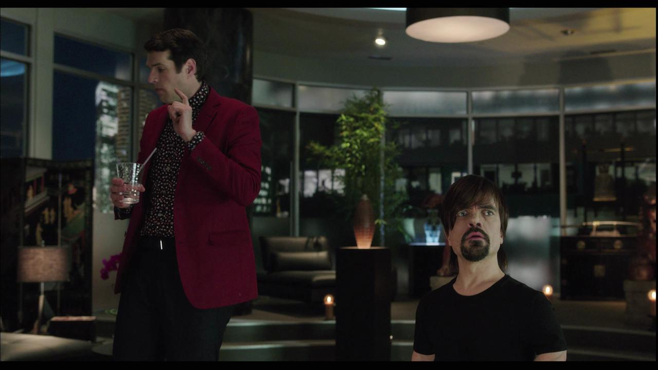 "Peter Dinklage stars in an exclusive deleted scene from the comedy ""The Boss."""