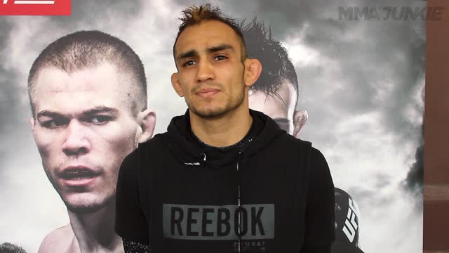 Tony Ferguson thinks Landon Vannata is in for a rude awakening at UFC Fight Night 91