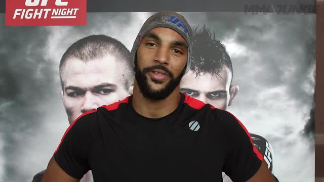 Devin Clark says training with Jon Jones has him ready for octagon debut at UFC Fight Night 91