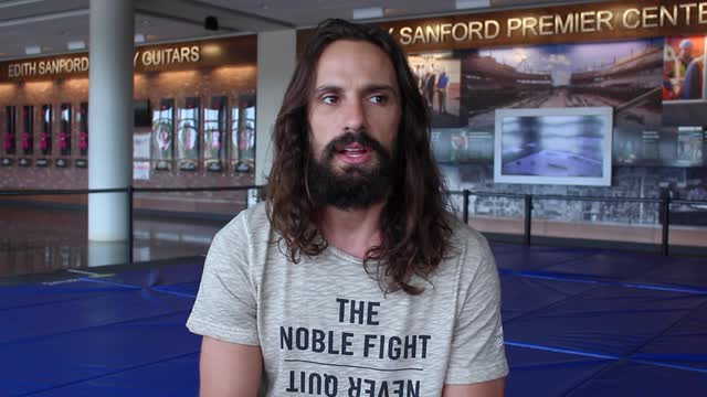Josh Samman going back to roots for UFC Fight Night 91 matchup with Tim Boetsch