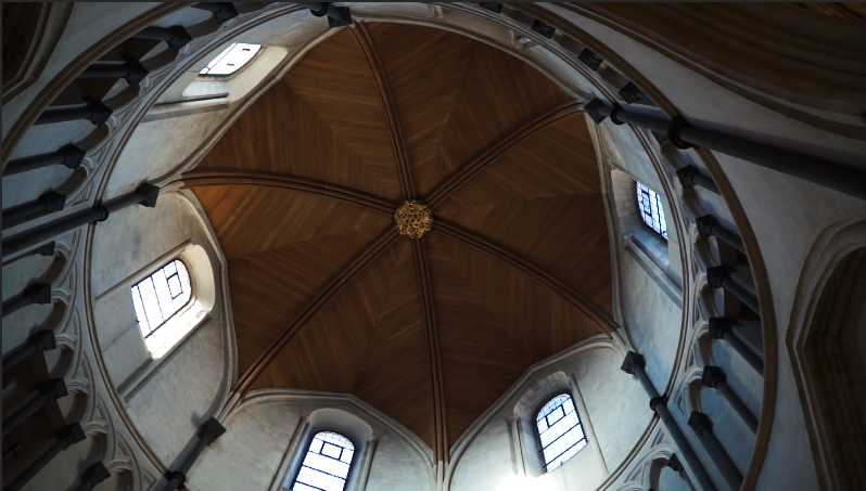 See what's so special about St. Paul's Cathedral, Temple Church and Salisbury Cathedral.