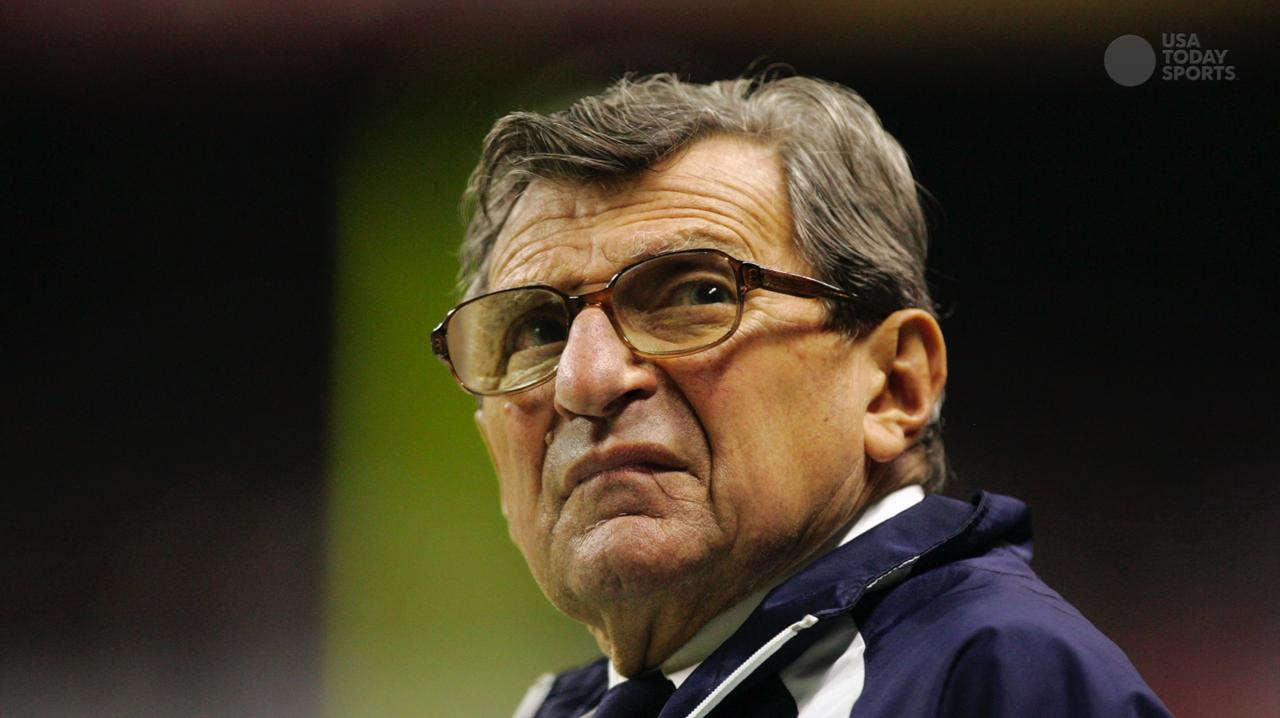 Joe Paterno knew of alleged sexual abuse by Jerry Sandusky in 1976, court  documents say