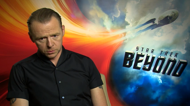 'Star Trek Beyond' cast talk political and social turmoil in the UK and US